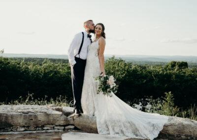 Marlee & Chris Wedding