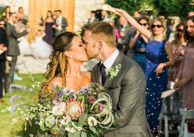 Whitney & Sam Wedding
